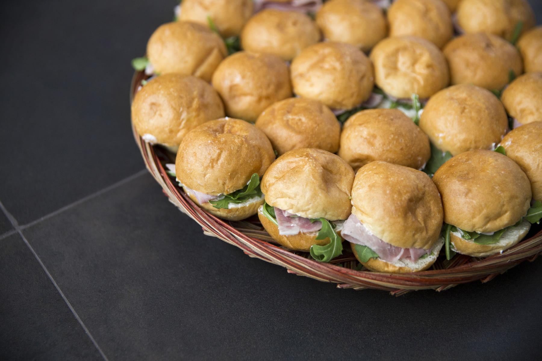 Sandwich Platters Market Hall Caterers
