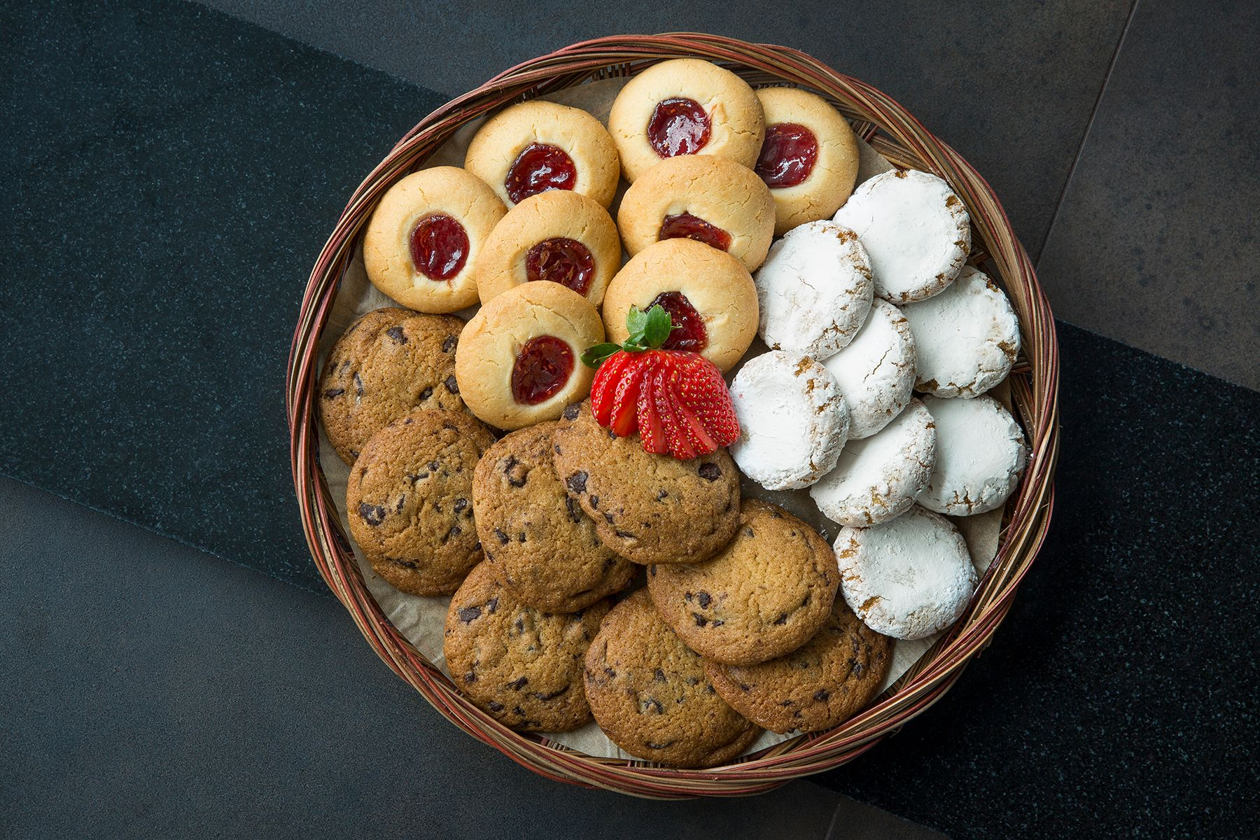 Cookie Bliss Platter