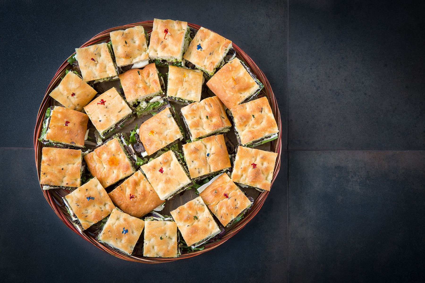 Sandwich platters market hall caterers home our food platters sandwich platters altavistaventures Image collections