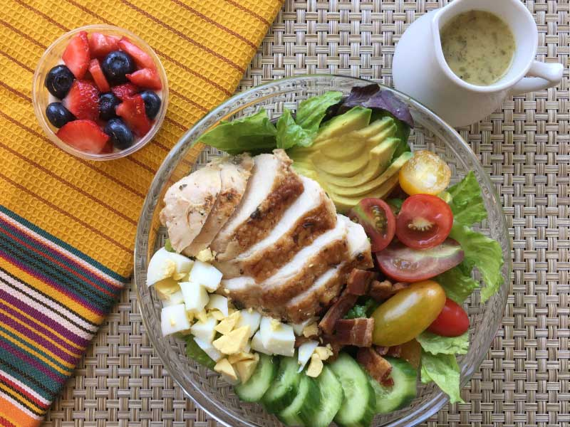 Summer Cobb Salad Bowl